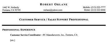 How To Make An Effective Resume Title Examples And Tips Extraordinary What Is A Resume Title