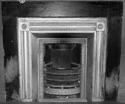 Antique Fireplace Surrounds Best Of Cast Iron Fireplace In The Bedroom  Painted Silver Sometime In The