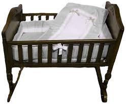 details about baby doll bedding royal cradle bedding set grey