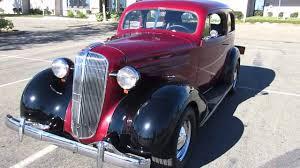 1936 Chevy 2 Door Sedan Hot Rod on GovLiquidation.com - YouTube