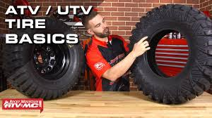 Quad Tire Size Chart 7 Basics To Know About Atv Utv Tires