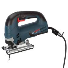 bosch saw. bosch 6.5 amp corded variable speed top-handle jig saw with carrying case a