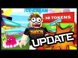 Not a member of pastebin yet? Rare Pet Gachapon Update Op Best Cone Ice Cream Roblox Ice Cream Simulator Youtube