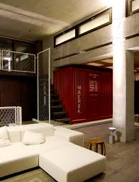 Industrial Loft Apartment In Kiev - Industrial apartment