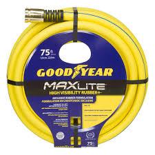 goodyear maxlite high visibility premium rubber hose