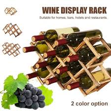 Buy <b>wooden wine rack for</b> sale from 7 USD — free shipping ...