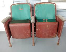 folding cinema chairs uk. vintage, movie, theater, seats, bucket metal, upholstered, living folding cinema chairs uk o