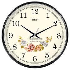 office clock wall. Maddin Fashion Wall Clock Parlor Office Simple Mute Chart Creative Quartz Perpetual Calendar D028
