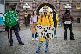 Greta Thunberg on Fighting Climate Change During COVID-19 | Time