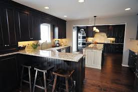 dark cabinet kitchen designs. Dark Cabinets Kitchen Ideas Classic Mid Century White Wooden Island Marble Table Top Organizer Tables And Chairs Ceramic Floor Cabinet Designs