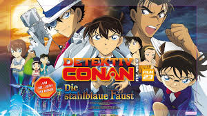 Detektiv Conan – The Movie (23): Die stahlblaue Faust (Kino-Trailer) -  YouTube