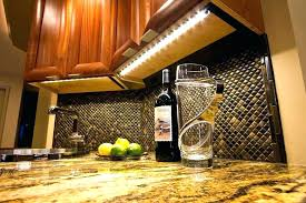 under counter lighting options. Kitchen Cabinet Lighting Options Under In . Counter
