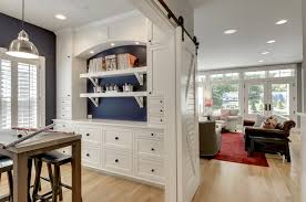 Sublime Barn Doors For Homes Decorating Ideas Images In Home Office  Traditional Design Ideas