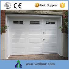 access garage doorsGarage Door With Pedestrian Access Door And Windows  Buy Garage