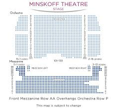 Minskoff Theatre Seating Chart Lion King The Lion King Broadway Tickets