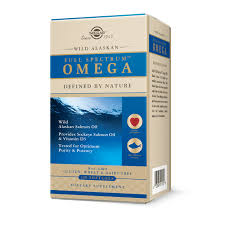 <b>Wild Alaskan</b> Full Spectrum™ Omega Softgels - Solgar