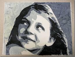 257 best face quilt images on Pinterest | Mosaic portrait, Faces ... & beautiful photo quilts Adamdwight.com