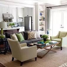 Wall colour brown furniture house decor Dark Notice In This Living Room Example That The Light Tan Rug Helps Provide Separation And Texture To This Living Room The Open Windows And White Walls Keeps Quora How To Decorate Brown Sofa And Dark Flooring Quora