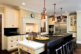 copper kitchen lighting. Contemporary Kitchen Delightful Staggering Copper Kitchen Pendant Lights Also  Great Counter Throughout Copper Kitchen Lighting R