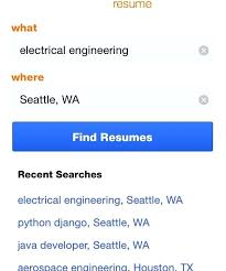 New Indeed Resume Search Unique Blank Resume Templates Free Download