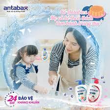 CÓ ANTABAX, MẸ VÀ BÉ THOẢ THÍCH LÀM BÁNH... - Antabax Việt Nam