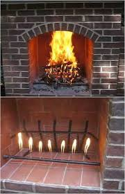 fire starter and finishing touches how to build an outdoor fireplace homesteading diy skills
