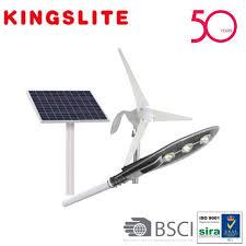 Wind Solar Garden Street Lights Best Outdoor LED Lighting ZK7153B