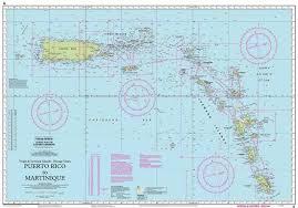 Puerto Rico Charts I I A Puerto Rico To Martinique Chart By Imray Iolaire