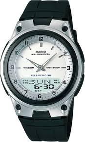 reviews for casio standard analog digital watch for men brown casio youth analog digital watch for men black