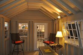 Small Picture Small Brown Interor Ideas For Shed Homes That Has Wooden Floor Can