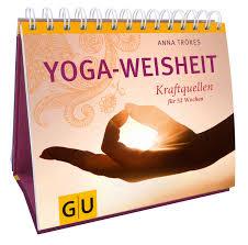 Yoga Weisheit 9783833821295 Amazoncom Books
