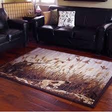 Hunting Decor For Living Room Rug 5x7 Sneiracom