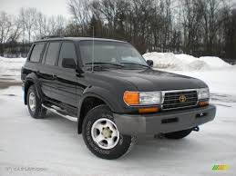 1996 Toyota Land Cruiser Photos, Informations, Articles ...
