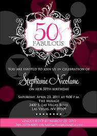 fiftieth birthday invitations amazing surprise 50th invitation s free