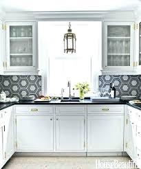 grey glass subway tile backsplash grey and white tile grey and white tile kitchen with hex