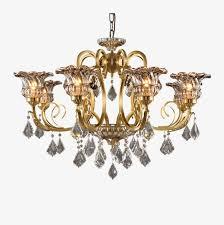 full moon shadow cayton copper crystal chandelier lamp living room lamp bedroom lamp restaurant lighting