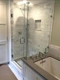 glass shower doors atlanta medium size of doors custom glass in glass shower doors atlanta
