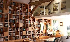 contemporary library furniture. Home Library Design Contemporary Furniture With Neat Arrangement Old Custom