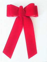 Wreath Bows | Christmas Bows for Wreaths | Ribbon Bows