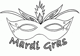 Small Picture Mardi gras mask coloring pages printable ColoringStar