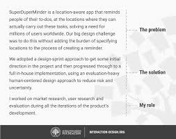 Research Problem Statement Examples How To Write The Beginning Of Your Ux Case Study