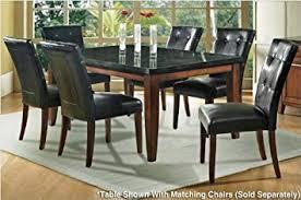 steve silver pany granite bello dining table 42