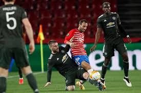 Granada v Manchester United player ratings: Marcus Rashford and Victor  Lindelof shine in Europa League