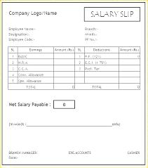 Payroll Template Pdf