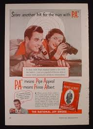 Magazine Ad for Prince Albert Pipe Tobacco, Score Another Hit For ...