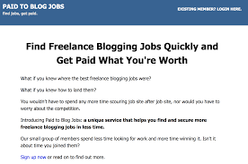 how much should lance writers charge per word  paid to blog jobs offers vetted writing clients for lance writers of all levels