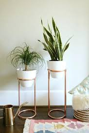 small plant stands indoor copper round plant stand darling small plant stands indoor uk