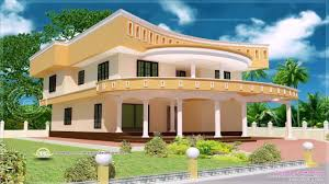 Simple House Design In Village