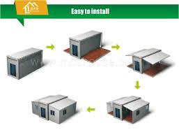Foldable Houses Factory Direct Supply Movable Prefabricated Expandable Foldable Container Houses For Office Shop Accomodation Buy Foldable Container