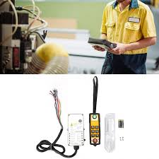 800MHz <b>Industrial remote controller switches</b> Crane Radio Wireless ...